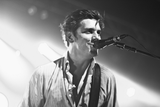 Bo Rinehart @Needtobreathe by Walter Sy, via Flickr