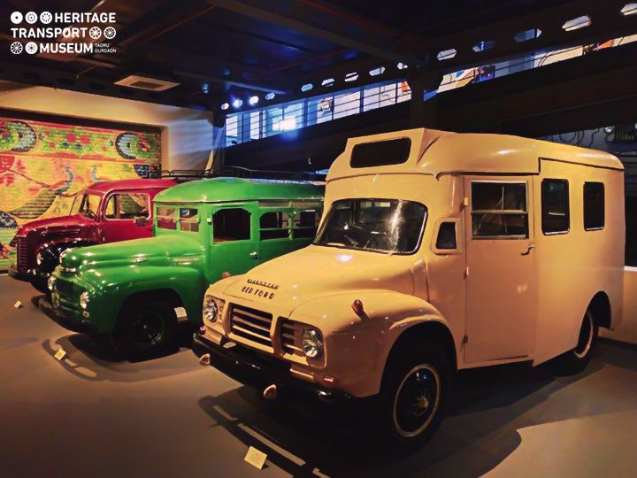 The recreated bus depot at the Museum, commemorating the romance of Bus journeys in India!   #BusBepot #Heritage #TransportMuseum #Museum #Bus #HeavyMechanised #VintageCollection #VintageStyle #Vintage #journey #travel