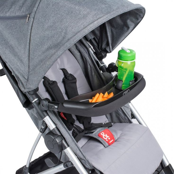 Meals on the way. Get a food tray that can be attached to the stroller while on the go @ http://bit.ly/2lQyp3a #foodtray #stroller #prams