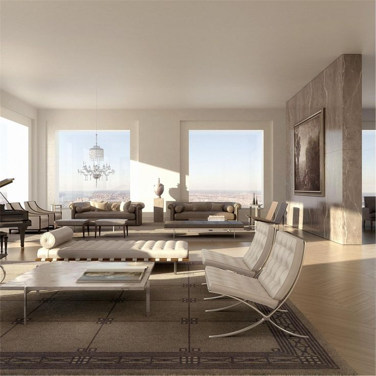 Inside The 95 Million 432 Park Avenue NYC Apartment 2