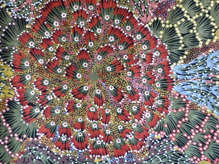 Aboriginal Fabrics Gallery, Alice Springs, Australia