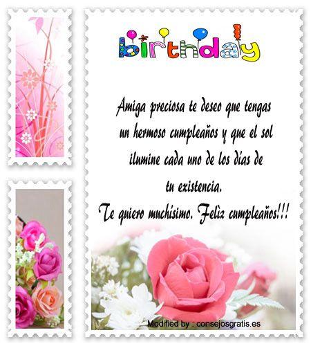 bajar saludos de cumpleaños para mi amiga para whatsapp,bajar saludos de cumpleaños para mi amiga para facebook:  http://www.consejosgratis.es/mensajes-de-cumpleanos-para-una-amiga/