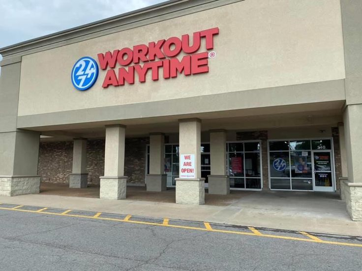 Hendersonville Tennessee Anytime Fitness Small Group Training Strength Training Equipment