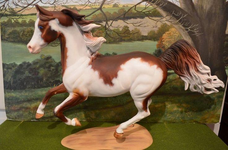 "Custom Breyer Horse ""Freedom Run"" L@@K!!!"