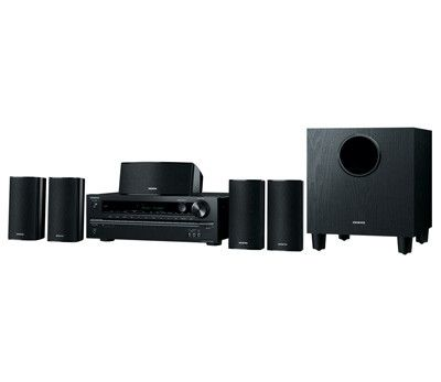 Onkyo 5.1 Channel Home Theater Package