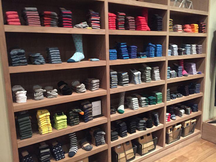 Accessory display #socks