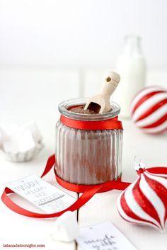 Homemade Hot Chocolate - preparato per cioccolata calda by La tana del coniglio