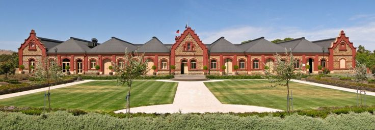 Chateau Tanunda, Barossa Valley South Australia ~ wine country