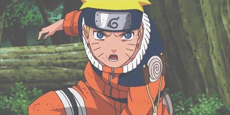 Naruto (Series) || Naruto Uzumaki