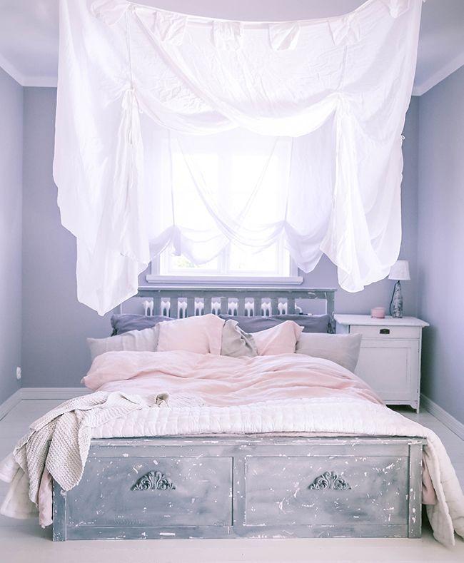 Att ha en säng redo.