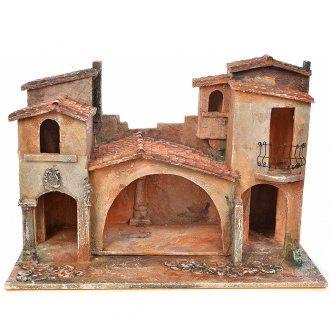 Pueblo pesebre Fontanini cm. 12 | venta online en HOLYART