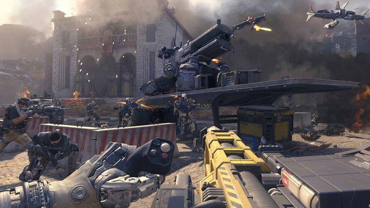 La beta multiplayer de 'COD: Black Ops 3' llegará el 19 de agosto -