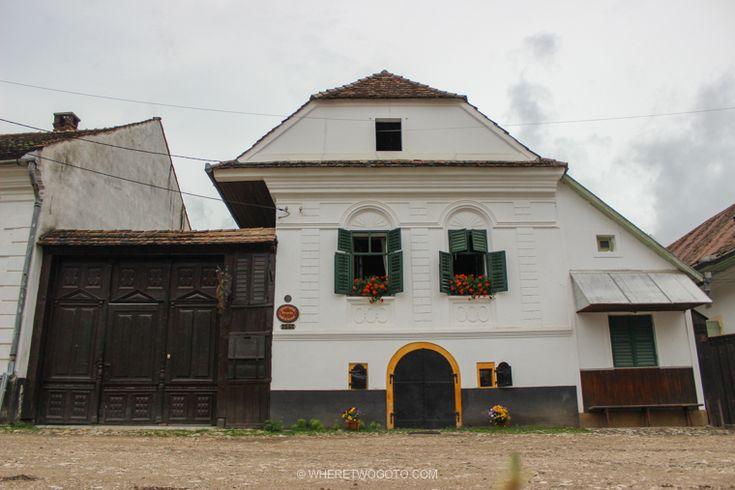 Lovely house in Rimetea, next to Cluj-Napoca, Transylvania