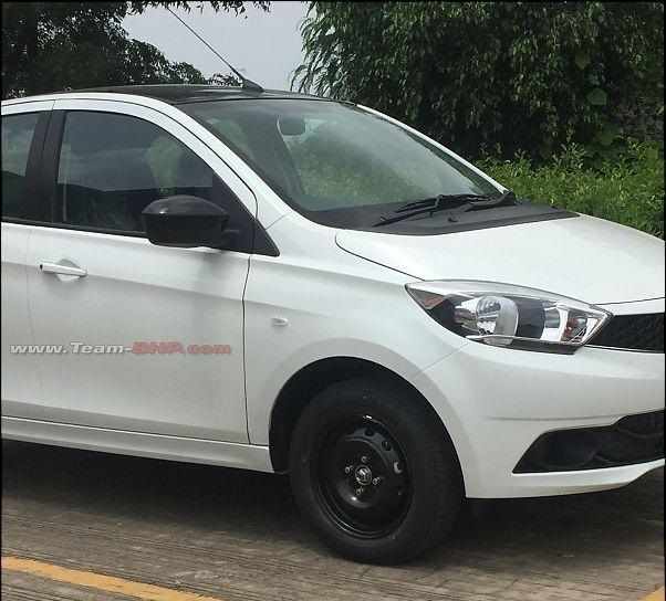 #TataTiago special edition spotted could be called Tata #TiagoWizz