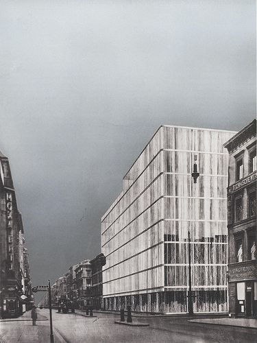 154 best images about architectural drawings on pinterest for Case mies van der rohe