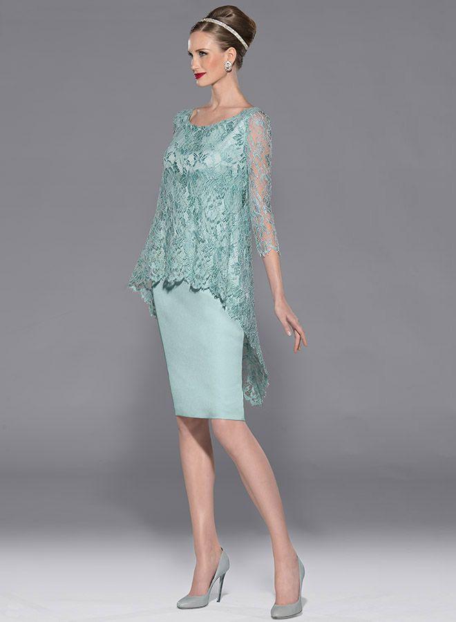 Vestido de Madrina de Teresa Ripoll (3422), colección opera, medio