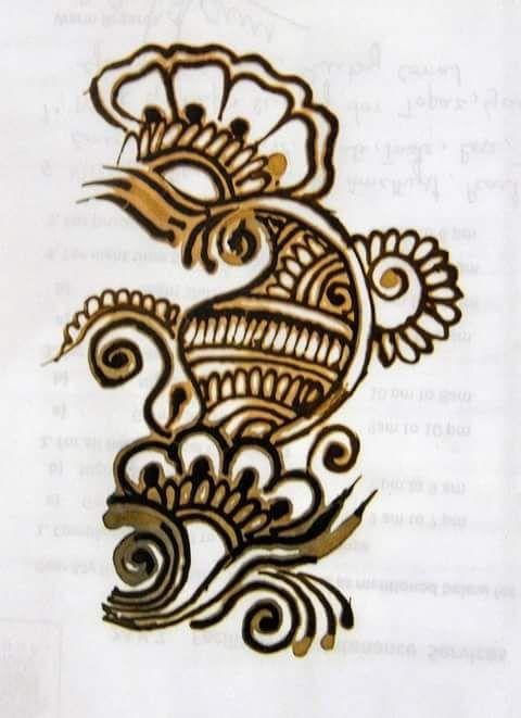 Mehndi Flower Bunch : Best mehndi bunches images on pinterest henna tattoos