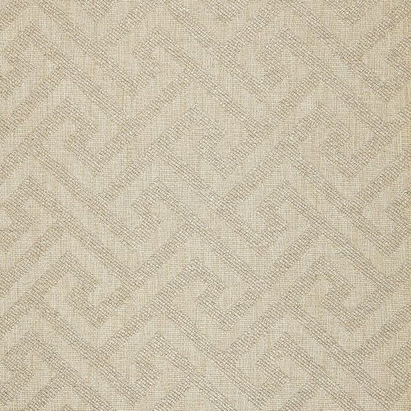L'orient Fret | 65020 in Greige | Schumacher Fabric