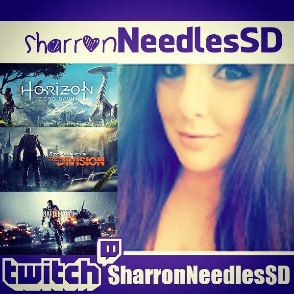 Check out #twitchstreamer @sharon_needles_760 at www.twitch.tv/SharronNeedlesSD this n #twitch 🎮👌 - Tags: gaming4life,instagamers,gamingmeme,gaminglife,onlinegaming,gamingpc,gamer,gamingforlife,gamingcommunity,videogames,gamingislife,twitchstreamer,gaming,instagamer,twitch,gamingrig,games,gamingart,gamingnews,gamingposts,cod,xbox,gta5,gaminggirl,gamingcouple,battlefield1,gamergeek,xboxone,playstation
