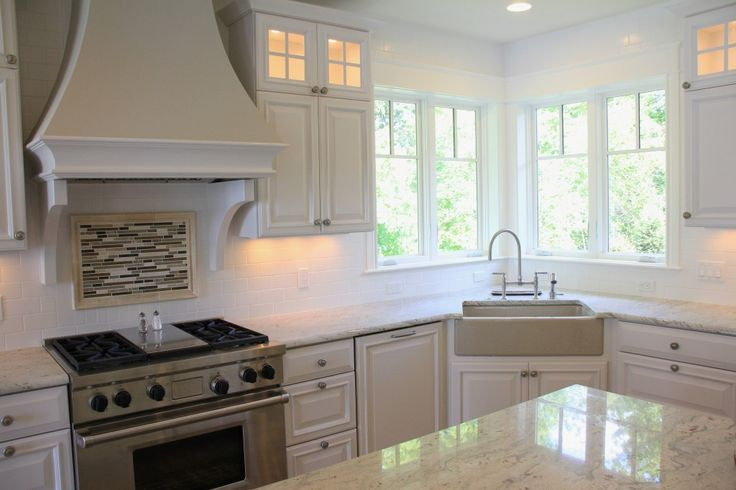 Corner Apron Sink : Corner Kitchen Sink Ashley Cole Design when we build our home P ...