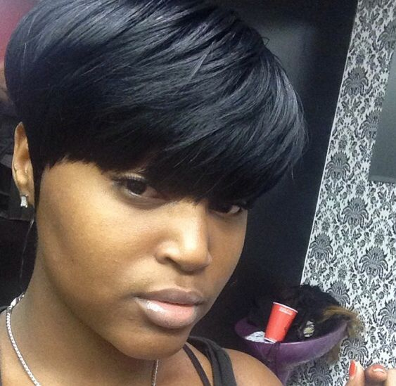 bump hair weave styles cut by giftedtouch finished look 1202