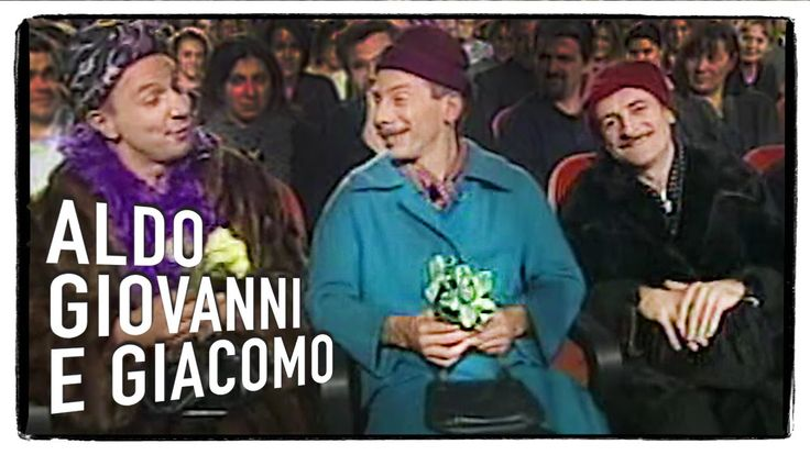 Le mamme - COMICI - Aldo Giovanni e Giacomo