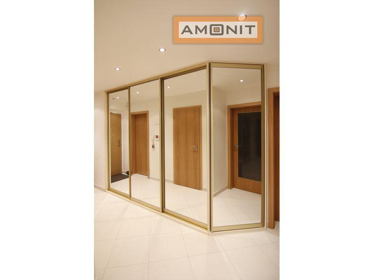 Zrcadlová skříň do chodby. Jak se Vám líbí?