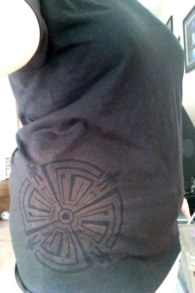 Haven` Guard Tattoo shirt