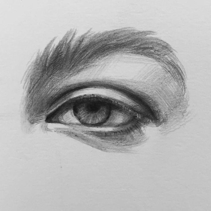 все волосы картинки карандашом как нарисовать глаза такими мыслями искала