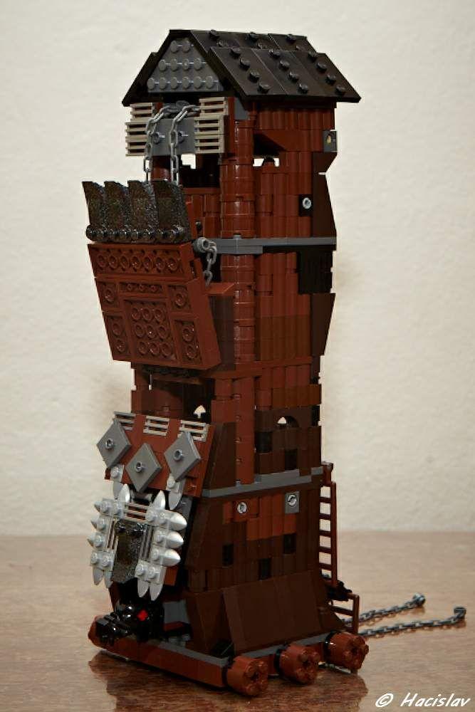 dobývací věž