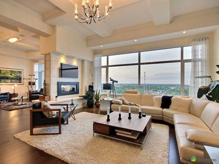 Une Très Belle Luminosité Dans Son Salon Home Décoration