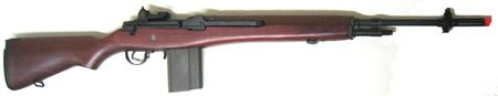 Refurbished G&G M14 Real Wood FPS-310 Electric Airsoft Sniper Rifle