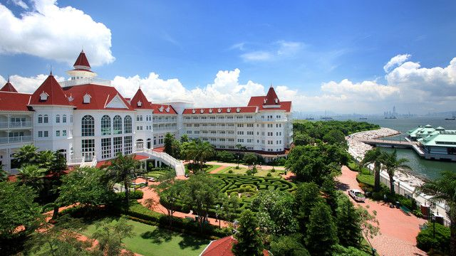 Overview | Disneyland Hotel | Hong Kong Disneyland