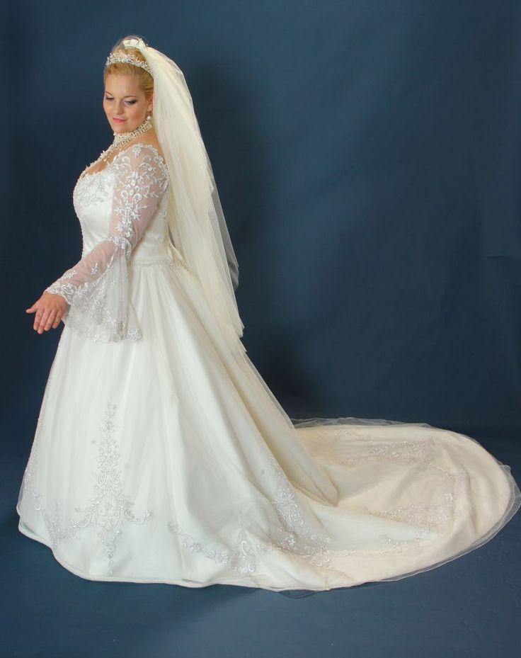 Molett menyasszonyi ruhák - Divatos és elegáns menyasszonyi ruhák, esküvői ruhák