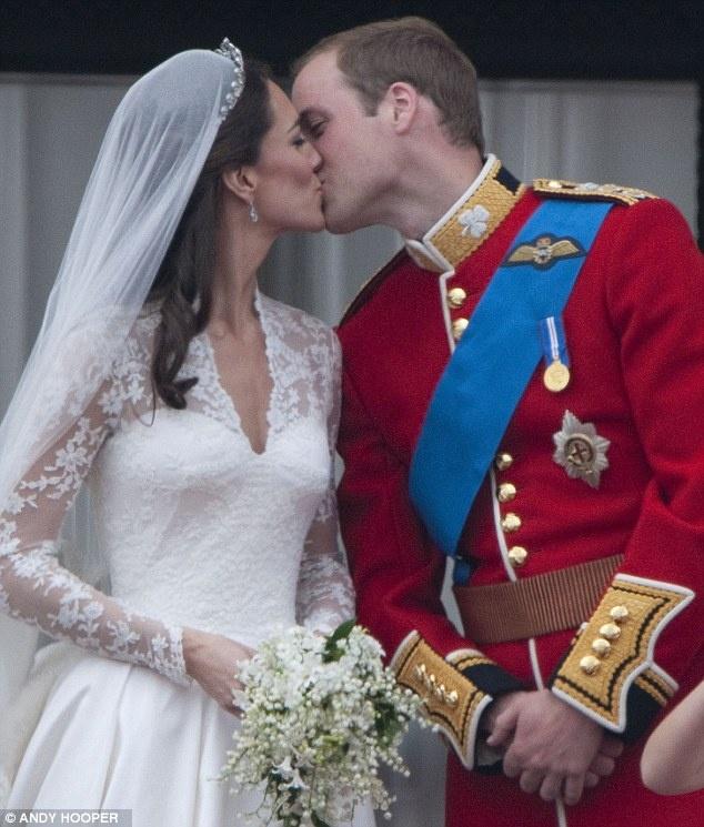 Happy Anniversary Will & Kate
