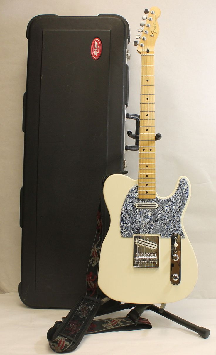 Fender Telecaster Electric Guitar Made in Mexico