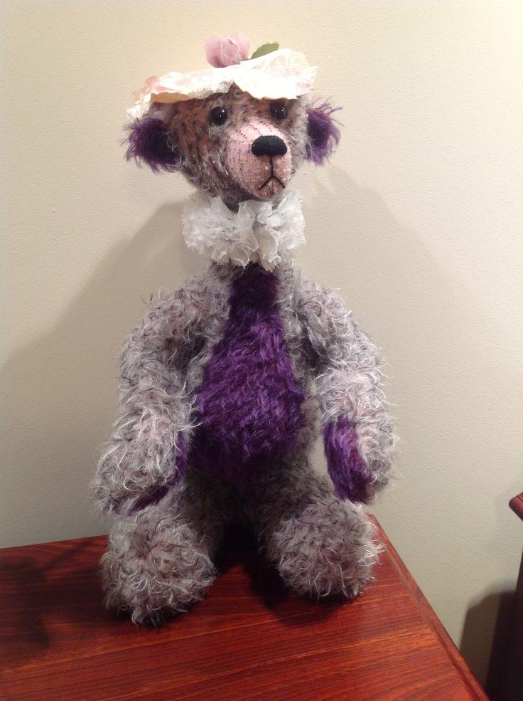 Shamrock teddy
