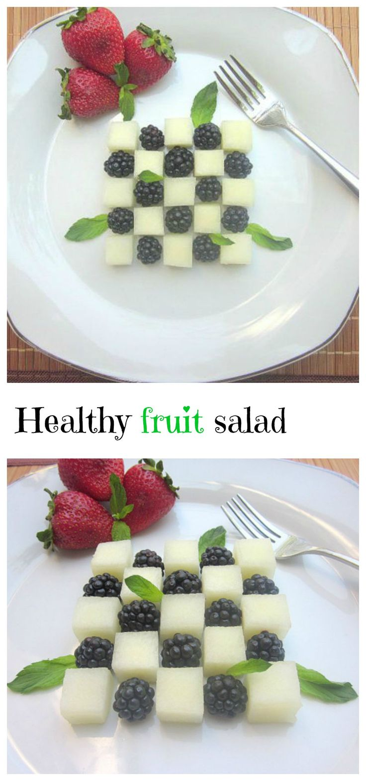 There is nothing better than a fresh, light, healthy salad on a hot, summer day.
