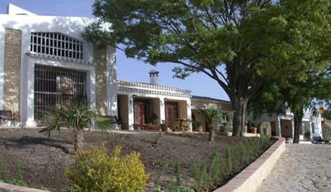 zalige bed & breakfast Andalusia