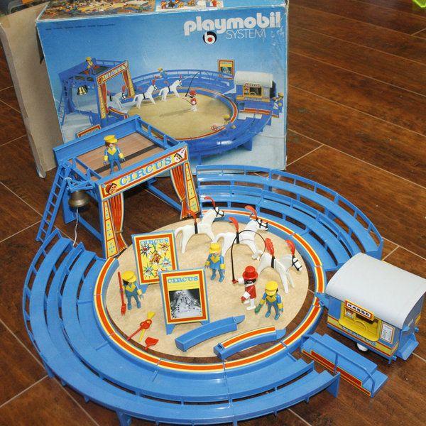 Playmobil circus jeugdsentiment pinterest playmobil - Cirque playmobil ...