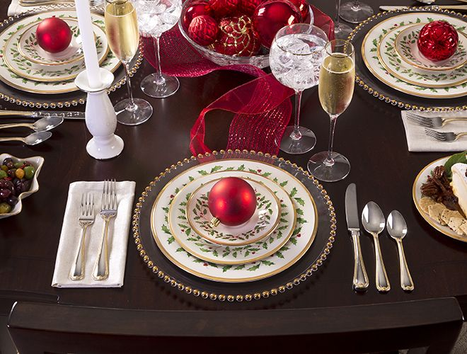 The gear you need to set a beautiful table style.