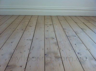 Lime Wash on Wood Floors - Site shows effect of liming on different woods.
