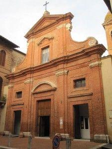 Kerk SS pietro e Paolo