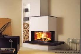 diseño frente estufa hogar - Buscar con Google