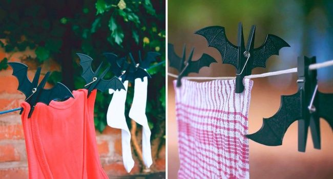 bats cloth pin 25unbelievably cute little things you'll want for your home