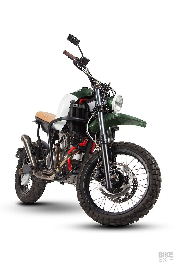 Kalahari A Custom Africa Twin From Portugal With Images