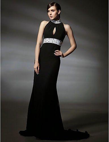 Fantásticos vestidos de noche largos y sencillos | Colección 2014
