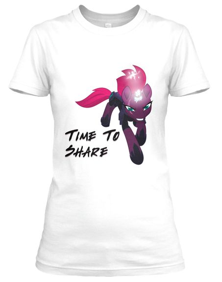 Limited Edition: Time To Share T-shirt design. What can I say -