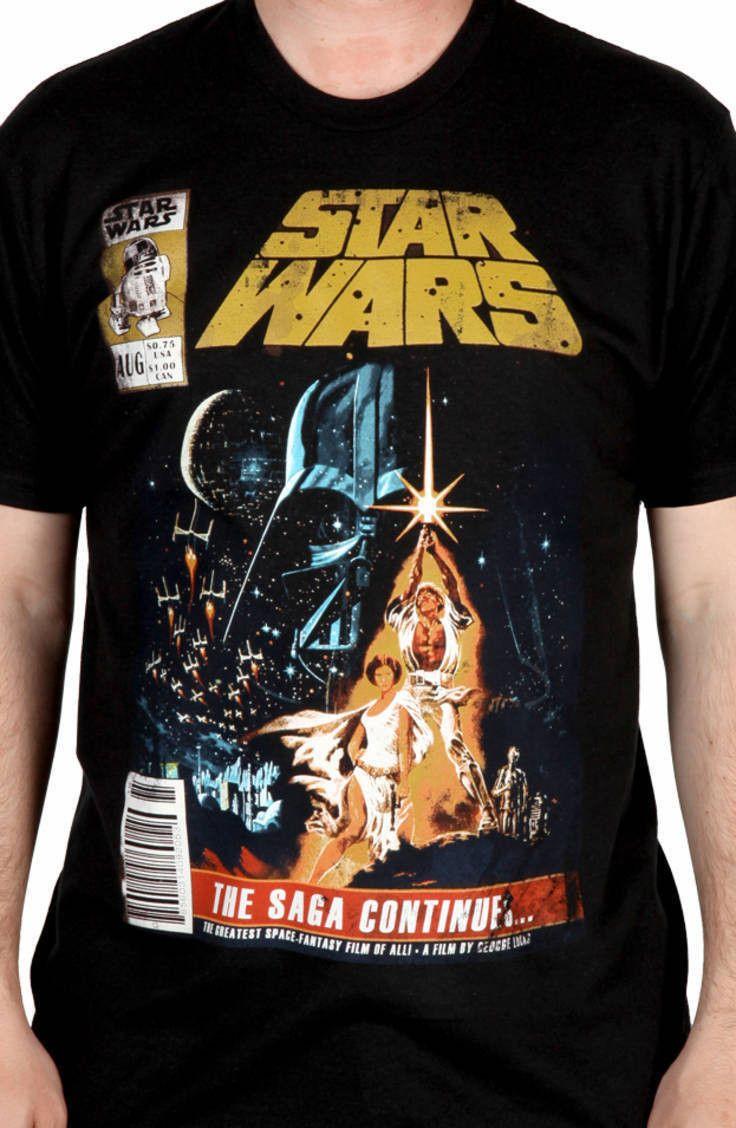 17 Best Geek Accessories Images On Pinterest Acrylick Online Men39s Short Circuit Tshirt The Saga Continues Star Wars Shirt