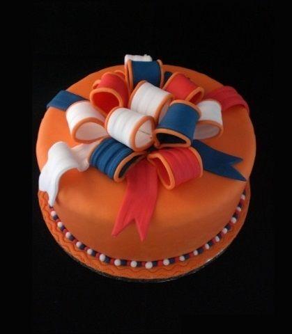 King's Day Cake #Koningsdag